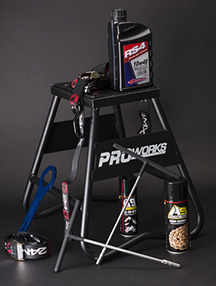Motocross accessoires